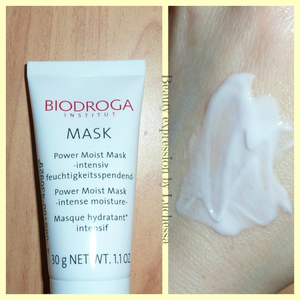 Biodroga Institute Power Moist Mask