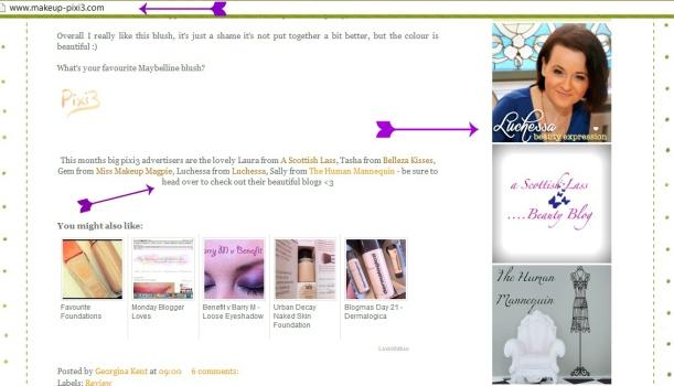 advertiser on makeup-pixi3