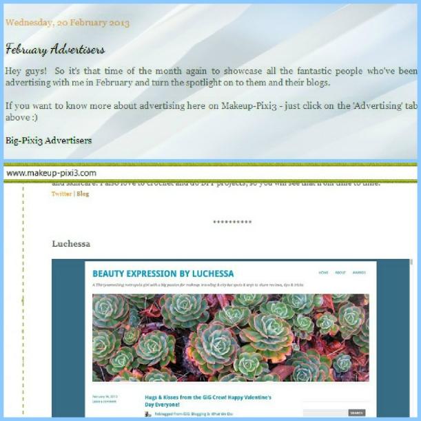 Featured blog post on Maku-Pixi3