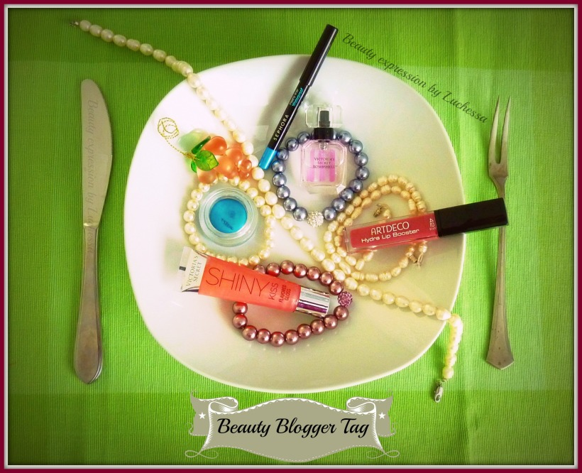 Beauty Blogger Tag with Luchessa