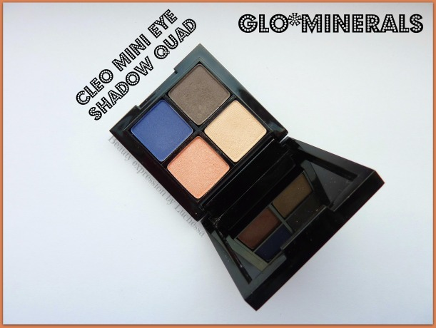 Cleo Mini Eye Shadow Quad GloMinerals