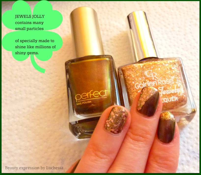 golden rose jolly jewels 103, perfect nail polish bulgarian brand