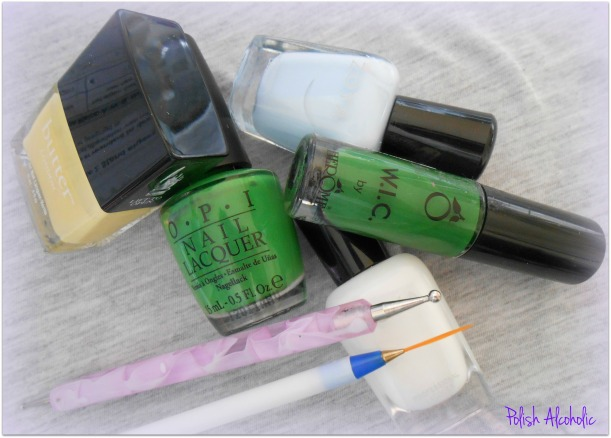 OPI ZOYA Butter London nail polishes for spring manicure