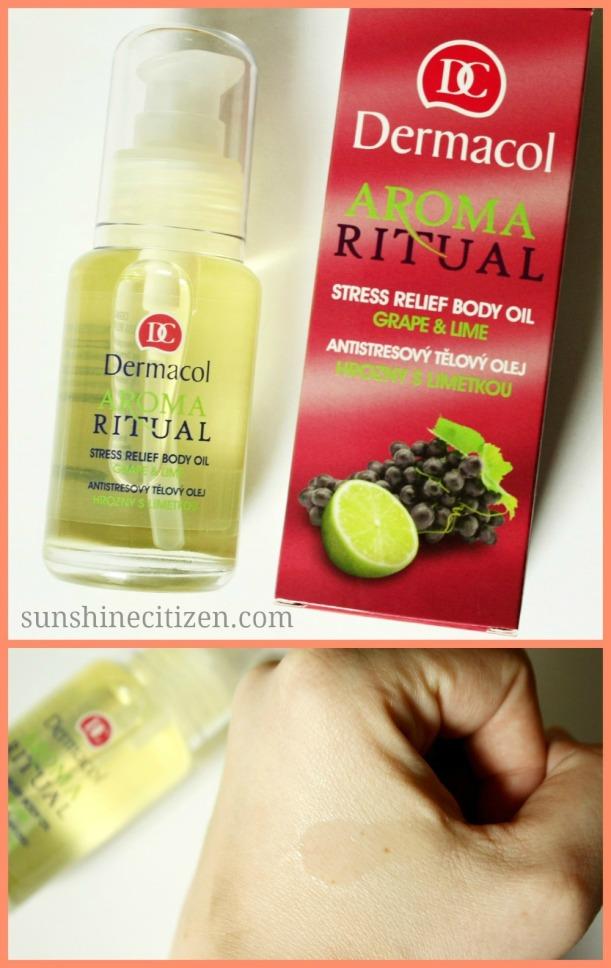 dermacol aroma rituals body oil
