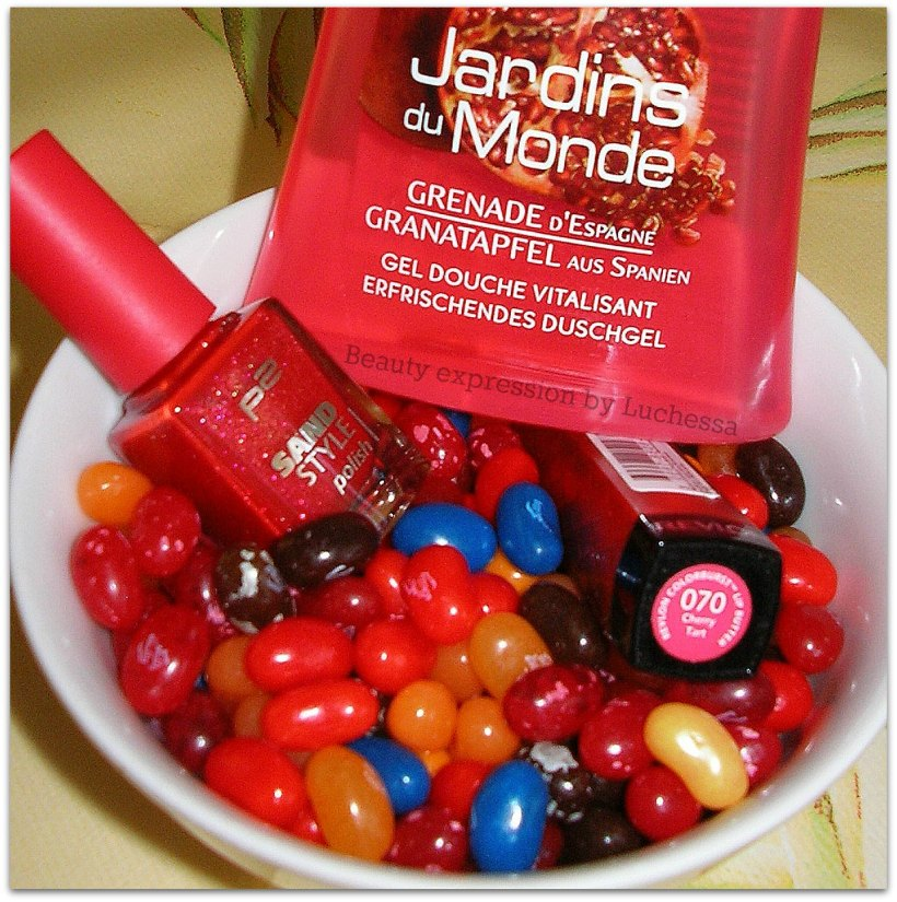Jelly beans sweet treat