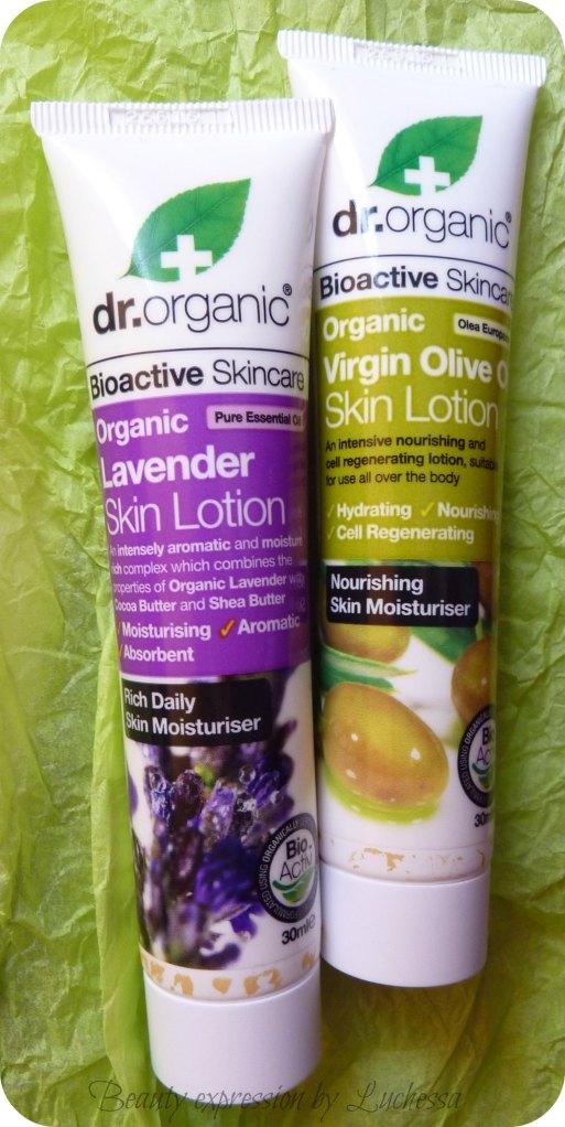 Dr.Organic Bioactive Skincare skin lotion