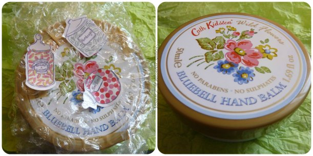Bluebell Hand Balm from Cath Kidston