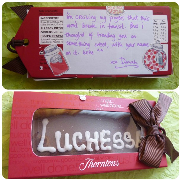 Luchessa chocolate