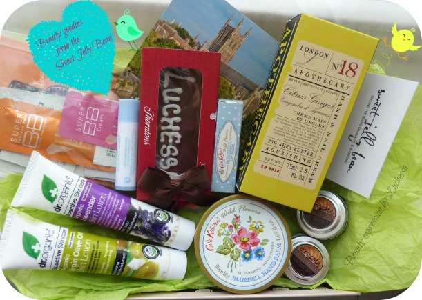 UK cosmetics from Sweet jelly bean