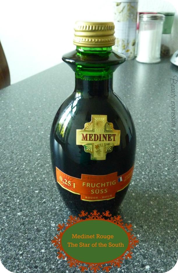 Medinet french red wine